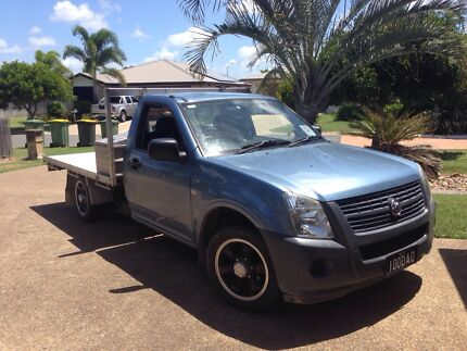 08 Holden Rodeo Shoal Point Mackay City Preview