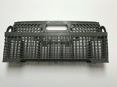 OEM  KitchenAid  DISHWASHER SILVERWARE BASKET 8531288 + utility basket 8519702