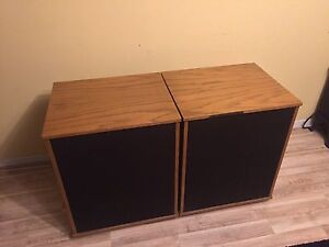Custom built vintage loudspeakers