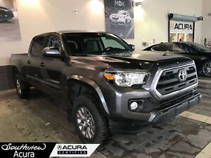 2016 Toyota Tacoma SR5 V6, Double Cab, AWD, Tow Package, Backup