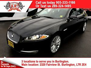 2012 Jaguar XF Portfolio Sport Package, Navi, Leather, Sunroof