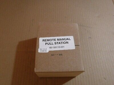 New Unopened Box Sealed Badger Remote Manual Pull Station Part 60-120110-001