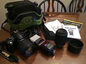 Appareil photo réflexe numérique Nikon D5000