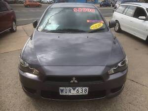 2008 Mitsubishi Lancer Hatchback Fyshwick South Canberra Preview