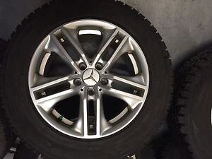 5x112 17 inch Mercedes mags