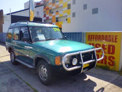 1993 Land Rover Discovery Wagon 1 Year Roadside Assist