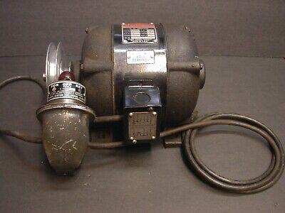 Atlas 13hp Prewired Motor For Logan Craftsman Atlas South Bend Metal Lathes