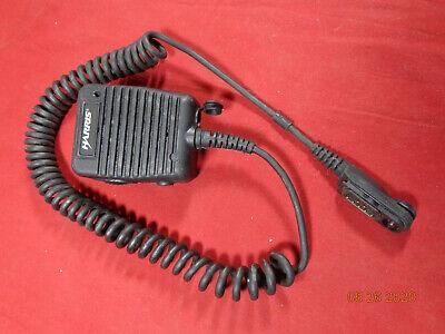 Harris Unity Xg-100p Vhf Uhf 78 Full Spectrum Portable Radio Speaker Mic Oem