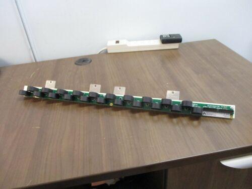 Veris Panel 1A CT Strip E30A184 100 A 50/60Hz Used