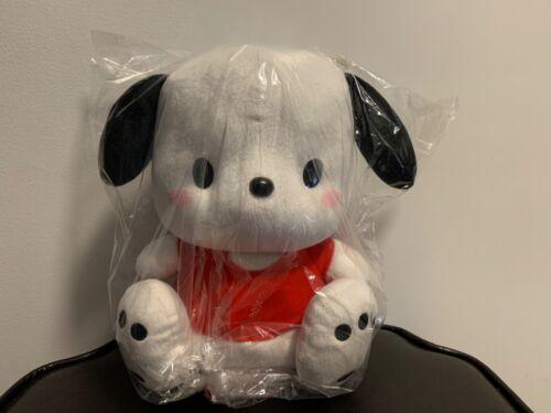 NWT Pochacco Beagle Dog Puppy Original Red Shirt Stuffed Plush