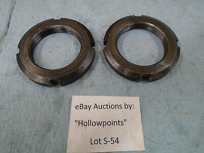 S54 Smithy Bz-239 12 Lathe Spindle Spanner Nuts Chizhou Machine Cz3001 Enco