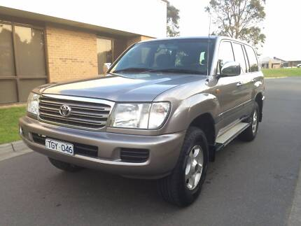 05 Toyota LandCruiser V8 Wagon 4.7L. 236Kms. RWC great condition. Clyde Casey Area Preview