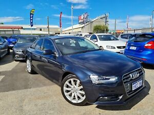 2015 Audi A4 B8 (8K) MY15 2.0 TDI Ambition Quattro Blue 7 Speed Auto Direct Shift Sedan Diesel Cannington Canning Area Preview