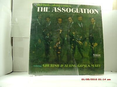 The Association   Lp   And Then Along Comes  Debut Lp   Along Comes Mary    1966