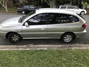 Kia Rio hatch 2004 series BC Morningside Brisbane South East Preview