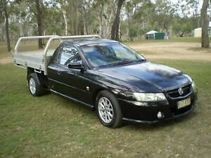 2005 Holden Commodore ONE TONNER S Automatic Ute only 10000 kms