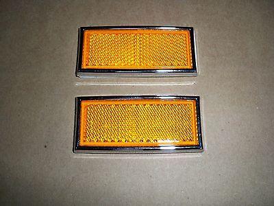 AERMACCHI HARLEY AMF NEW REFLECTORS 59254-72  X90 SHORTSTER SPRINT 125 175 250