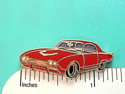1961 1962 1963 FORD Thunderbird - hat pin , tie tac , lapel pin GIFT BOXED dg