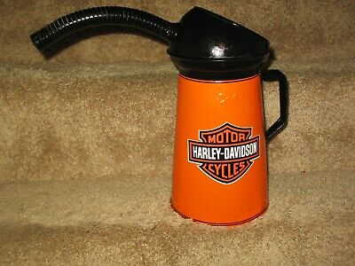 Vintage 1 Gallon Oil Can - Harley Davidson