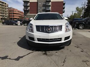 2016 Cadillac SRX luxury! ONLY 14,000KM! Mint condition!