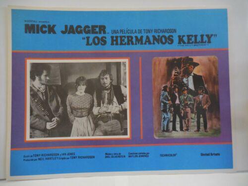 LOS HERMANOS KELLY, SET OF 8 ORIGINAL LOBBY CARDS