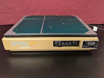Infors Ht Labotron Orbital Shaker 40400 Rpm 115v Tested Guaranteed