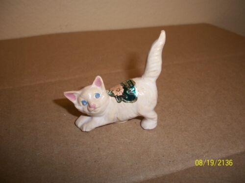 ROSEMEADE MINIATURE CAT FIGURINE