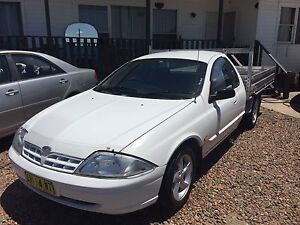 Ford Falcon AU ute - Supercab, Automatic, 1 Ton tabletop Newcastle Newcastle Area Preview