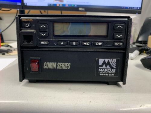 Kenwood TK-880 & ICT12012 Mobile Base Station UHF Transciever Radio