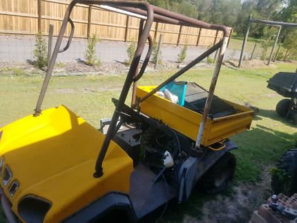 Yard buggy