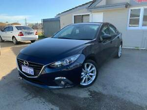 2014 MAZDA MAZDA 3 SP25 SEDAN AUTOMATIC LOW KMS EXCELLENT CONDITION Kenwick Gosnells Area Preview