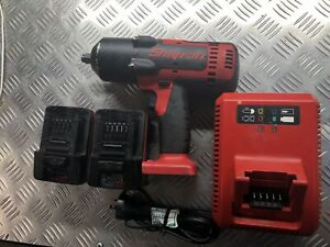 """SNAP ON 1/2"""" IMPACT WRENCH KIT GOOD CONDITION"""