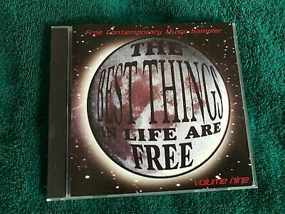 The Best Things In Life Are Free Volume 9 Various Artists CD Aim Marketing