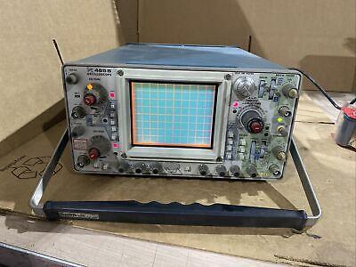Tektronix 465b Oscilloscope -