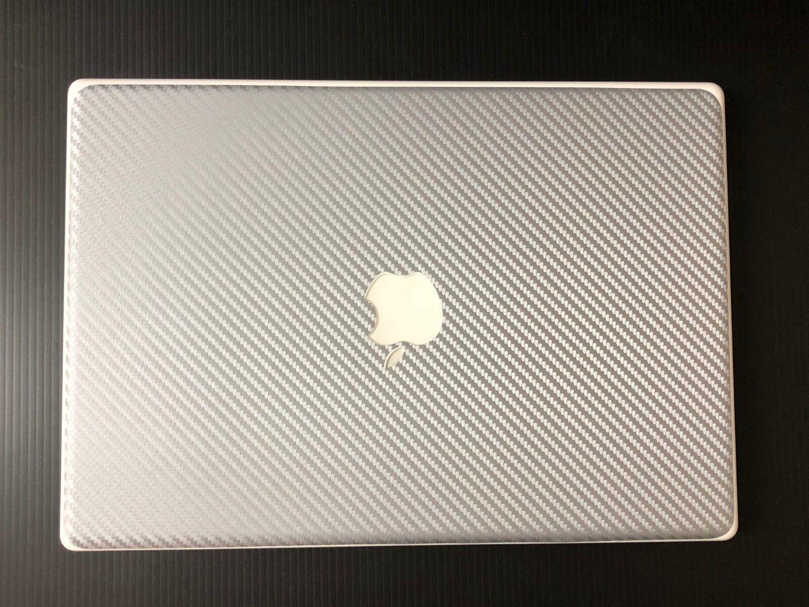 """FAST Apple MacBook 13.3"""" Laptop Core 2 Duo - 2GB RAM 120GB HD + OFFICE+WARRANTY"""