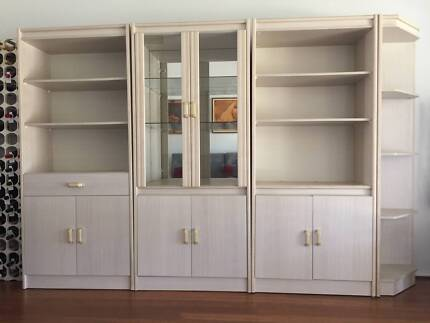 Modular wall unit | Cabinets | Gumtree Australia Brisbane North East ...