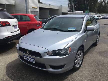 2012 Mitsubishi Lancer ES Auto Sedan $8499 Kenwick Gosnells Area Preview