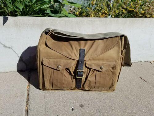 Filson Game Bag Messenger Style # 70077