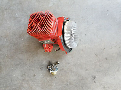 Yamaha J1 2 Stroke Gas Engine 88-92 Golf Cart Car