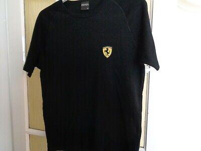 Ferrari T-Shirt. 100% cotton. Used but mint condition. size XL.