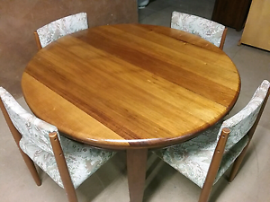Vintage teak wooden dining suite Dandenong Greater Dandenong Preview