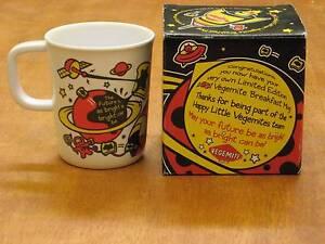 2001 Limited Edition Vegemite Breakfast Mug.Aussie Icon! Murray Bridge East Murray Bridge Area Preview