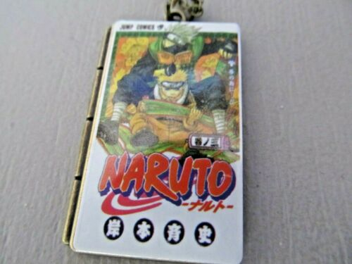 Naruto Necklace  #NA4 (New)