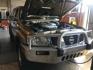 2004 Nissan GU Patrol ST-S New Engine and Much More Clayton South Kingston Area Preview