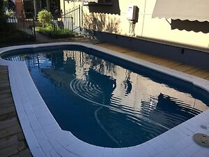 Fibreglass Pool Shell and Self Chlorinator Filter Graceville Brisbane South West Preview