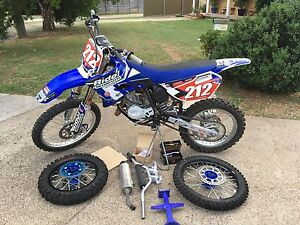Yz85 big wheel with small wheels South Tamworth Tamworth City Preview