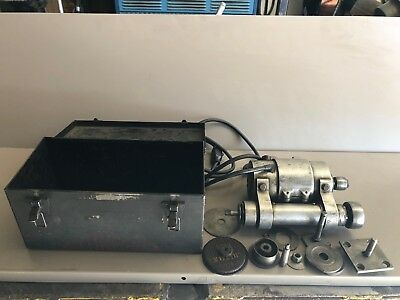 Themac Lathe Tool Post Precision Grinder J-2a