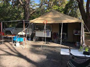 Slide on dual cab camper Bonython Tuggeranong Preview