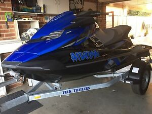Yamaha waverunner 2015 FX SVHO jet ski perfect condition Penrith Penrith Area Preview