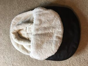 Baby car seat covers and bags